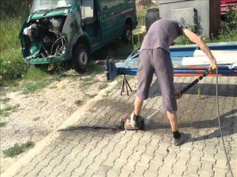 Alternatívne metódy čistenia DPF: